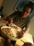 Matt presides over the macaroni