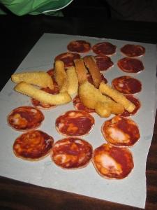 Chorizo Ballotta