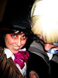 Hatter & Alice