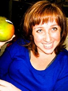 Rattling mango with wrong eyebrows