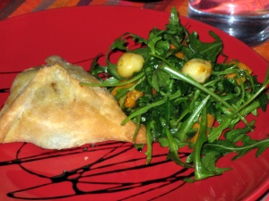 Feta & Spinach Sumaq pasties