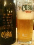 The infamous King Cobra - 8% but delicious