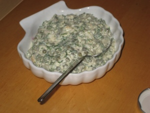 Home made tartare sauce