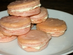 Turkish delight macaroons