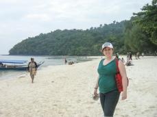 Bras Brasah beach