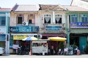 Penang Streets