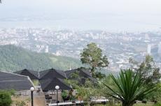 Penang from Penang Hill