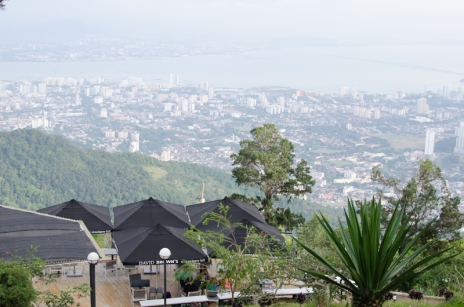 Penang from Penang Hill