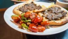 Lahmacun & Salad