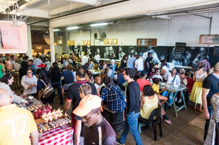 Arts on Main in the Maboneng Precinct