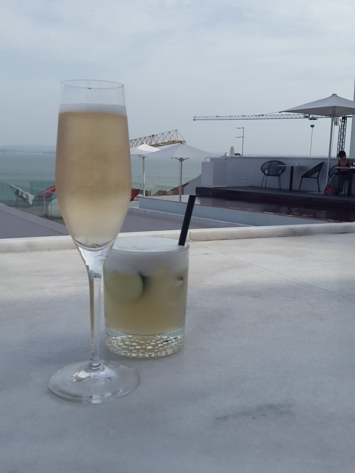 Drinks & View at the Memmo Alfama